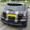 Mini Stripes <br/>Any design, any size. Bonnet, Boor, Roof, Sides, you tell us what you want and we'll make and fit them.